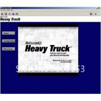 Cheap Mitchell On Demand5 Heavy Trucks Edition , Ford / Mercedes Automotive Truck Diagnostic Software wholesale