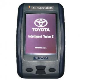 2013.01 Toyota Denso It2 Intelligent Toyota Tester 2 Professional Automobile Diagnostic Tool