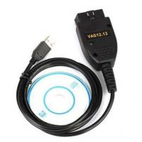 China Vag Com 12.12.0 Vag Diagnostic Tool , Vag Com Scan Tool Hex Can Usb Interface on sale