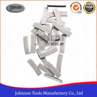 Cheap 350mm Diameter Diamond Segments for Brazed on Saw Blades with Long Life wholesale