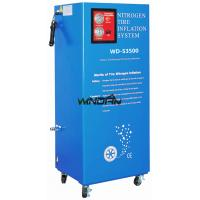 Cheap 60W Vehicle Tire Nitrogen Generator , 95 to 99.5% Purity Nitrogen Tyre Inflation System wholesale