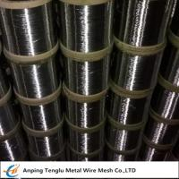 Cheap Stainless Steel Wire|AISI 201/304/316 0.018mm to 5mm Diameter In Coil/Spool wholesale