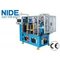 Cheap Automatic Production Stator Motor Winding Machine High Efficiency For Coil Lacing wholesale