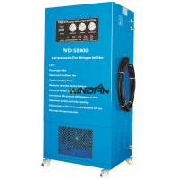 Quality 300L Pressure Tank Truck Tire Nitrogen Inflator , Car Tyre Inflator with Electric Control Vacuum Device for sale