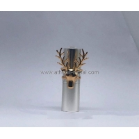 Cheap Novelty Lipstick case with Ring Decoration custom lipstick shell lipstick shell supplier wholesale