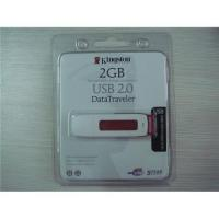 Buy cheap Kingston usb flash 2.50usd with new packing from wholesalers