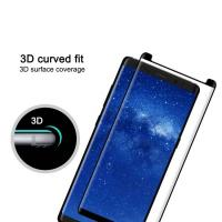 Cheap Ultra Thin Galaxy NOTE 8 Anti Glare Glass Screen Protector Anti Scratch 99% Transparency wholesale