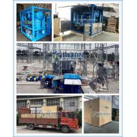 China Fully Enclosed Type Double Stage High Vacuum Dielectric Oil Purification Machine 9000Liters/Hour on sale