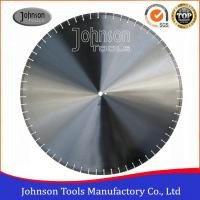 Cheap Laser Welded Diamond Floor Saw Blades With Undercut Protection 900mm wholesale