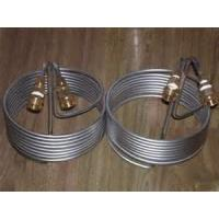 Buy cheap Light weight high strength stainless steel Evaporator Tube for chiller, heaters, from wholesalers