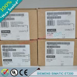 Cheap SIEMENS S7-ET200 6ES7131-6BF00-0CA0 / 6ES71316BF000CA0 wholesale