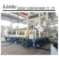 Cheap Laminated Plastic Sheet Extrusion Line 0.2 - 4mm Thickness Pvc Sheet Production Line wholesale