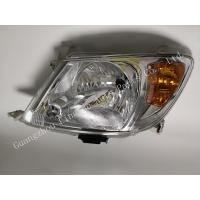 Cheap Standard Size Toyota Hilux Vigo Parts / Head Lamp For 2005 Auto Lighting System wholesale