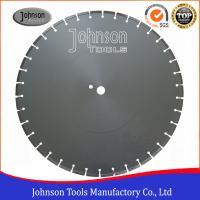 Cheap 550mm Diamond Cutting Saw Blade For Reinforced Concrete And Asphalt wholesale