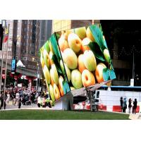 Cheap SMD3535 LED Flat Panel Displays P10 with Plug to Play  6mm Pixel Pitch wholesale