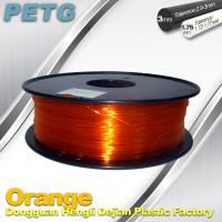Cheap RepRap , UP 3D Printer PETG 1.75 or 3mm filament Acid and Alkali Resistance wholesale