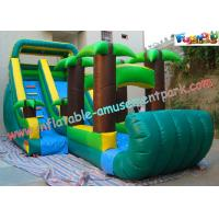 Cheap Renting Advertising Inflatable Commercial Inflatable Slide Games for children party wholesale
