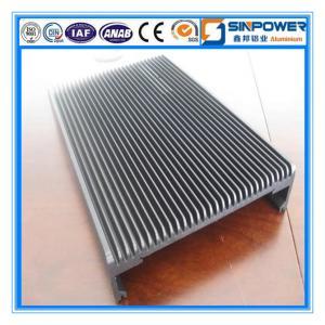 Cheap 6000 Series Extruded Aluminium Profiles wholesale