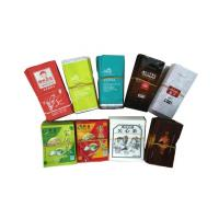 Cheap Side Gusseted Mini Plastic Packaging Pouch Foil Metalized Organic Tea Bags wholesale