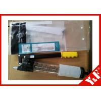 China 500cc / 600cc Transparent Clear Tube Grease Guns Cystle viewing for Construction Machines on sale