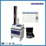 Cheap USA Sensor Electrical Control Universal Testing Machines For Rubber , Plastic , Nylon wholesale