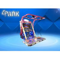 Coin Operated Arcade Dancing Game Machine Fashion And Atttractive