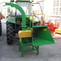 Cheap Farm equipment tractor 3point hitch wood chipper WC-6 wholesale
