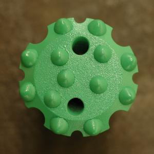 Tungsten Carbide Ballistic Button Drill Bit T38 76mm 89mm