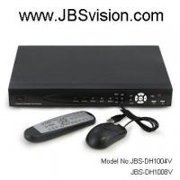 Buy cheap 4ch H.264 Standalone Dvr,120ips, Usb, 4ch Audio, Vga from wholesalers