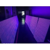 Cheap Indoor Waterproof Tri Color Led Display modules P10 For Public Area wholesale