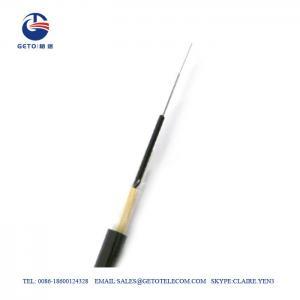 Cheap GJYXFH03 Duct Bow Type ITU 96 Cores Flat Drop Fiber Cable wholesale