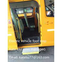 Cheap Electric sliding bus foot step for minibus,school bus and commercial vehicle(EBS100) wholesale