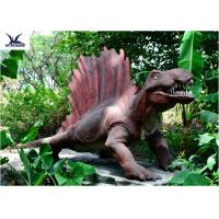 Cheap Forest Full Size Amusement Realistic Dinosaur Statues Animatronic Robot Dinosaurs wholesale