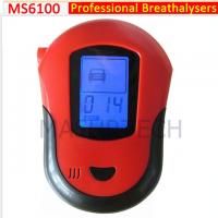 Cheap Police Alcohol Tester  MS6100 wholesale