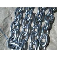 Cheap Germany Standard Welded Link Chain DIN5685 Link Chain  From 2mm To 13mm wholesale