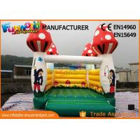 Buy cheap Small ChildrenInflatableBounce Houses Bouncer Combo With Digital Printing from wholesalers