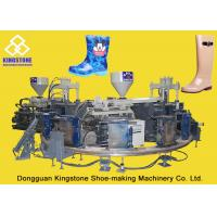 Cheap Rain / Water Boot / Gumboot Dual Injection Molding Machine Rotary Type wholesale