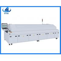 Cheap 2 Zones 7Kw 8 Zones Lead Free Hot Air Reflow Oven wholesale