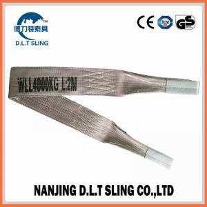 Cheap Duplex polyeter webbing sling,safety factor 7:1  , According to EN11492-1 Standard,  CE,G wholesale