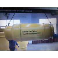Cheap 926L chemcial storage tank,  chlorine gas cylinder   ,refrigerant gas tank  ammonian tank with VALVES wholesale