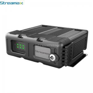 Streamax MDVR 720p HD Car DVR for Bus, Taxi, Truck, Tank, Police Car
