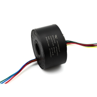 Buy cheap JINPAT Slip Ring, 6 circuits 10A,with High performance in Packaging Machinery from wholesalers