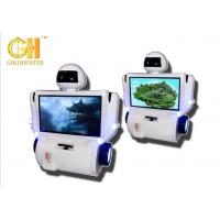 China Attractive Kinect 3D Game Machine Simulator Coin Operated Games For All Ages on sale