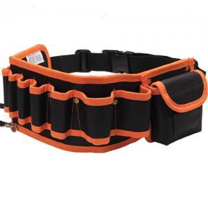 Cheap 8 Compartments Waterproof Fanny Pack , Waist Belt BagPassport Holder For Travel wholesale