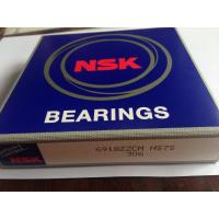 Buy cheap NSK 6918ZZ Thin Wall deep groove ball bearings 90X125X18MM Chrome steel bearing from wholesalers