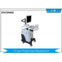 Cheap Veterinary Clinic B/W Trolley Ultrasound Diagnostic System For Small Dogs And Cats wholesale