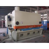Buy cheap Foot Operated Guillotine For Metal Cutting , Mechanical Guillotine Shear from wholesalers
