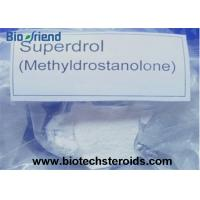 Cheap Oral Anabolic Steroid Powder Methasterone Superdrol 3381-88-2 for Bodybuilding wholesale
