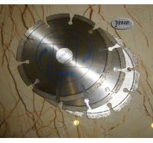 Cheap 125mm Universal Diamond Saw Blades Stone / Concrete Cutting Segmented Saw Blade wholesale