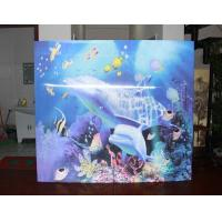 Cheap PLASTIC LENTICULAR 3D animal picture 3D lenticular animal photo print with depth 3d flip zoom animation morph effect wholesale